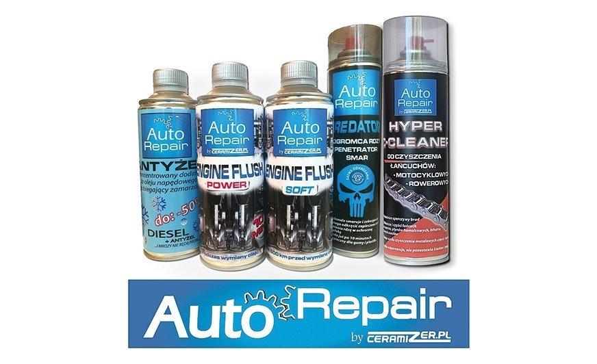 Auto Repair nowa marka produktów dla warsztatów od Ceramizer.pl