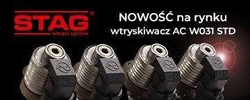 W031 STD - nowy wtryskiwacz od AC