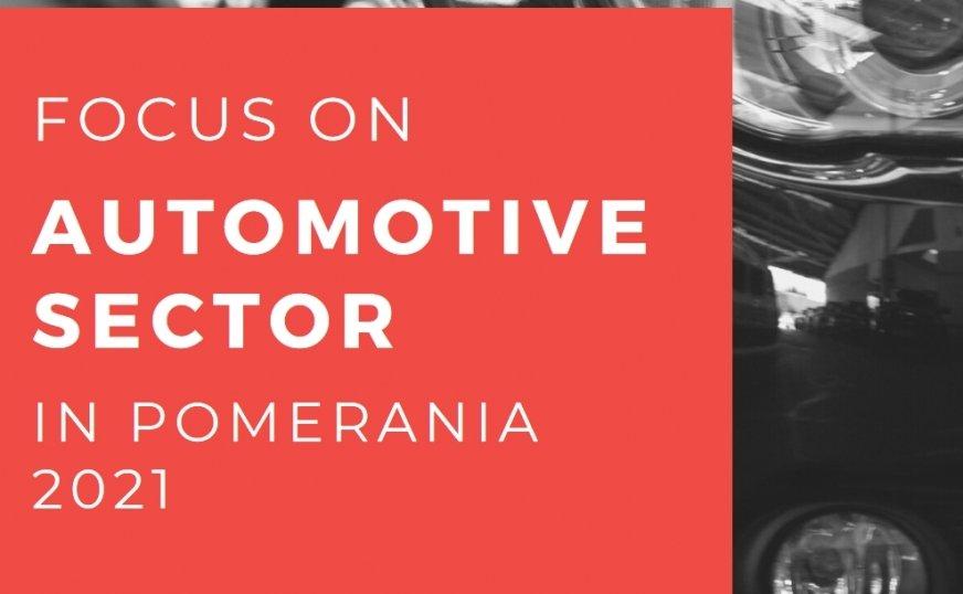 Sektor automotive na Pomorzu