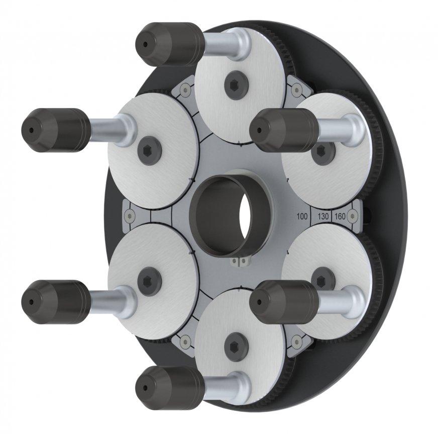Płynna jazda dzięki HAWEKA QuickPlate V. Niedrogi adapter do optymalnego centrowania kół samochodowych