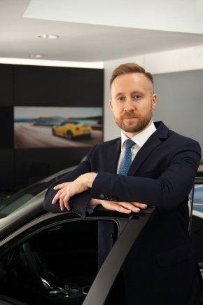 Paweł Tuzinek pokieruje Związkiem Dealerów Samochodów