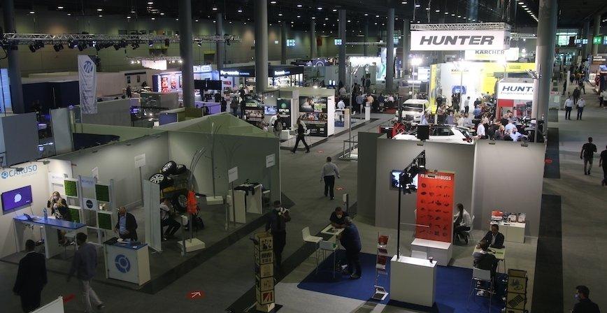 Targi się udały - mówią polscy wystawcy Automechaniki Frankfurt [FILM]