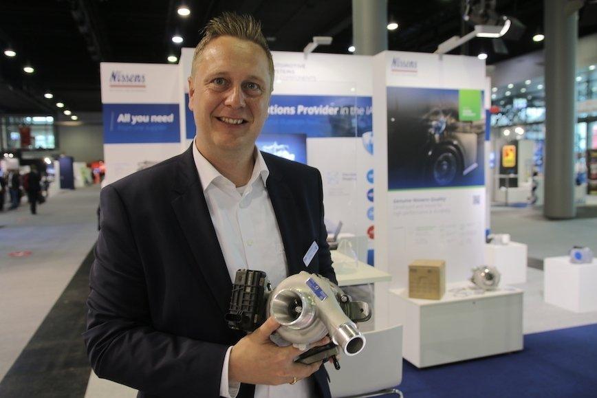 Nissens prezentuje turbosprężarki z elektrycznym siłownikiem