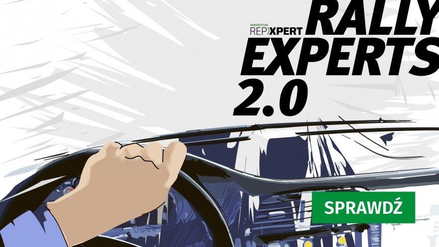 Nowa edycja Akcji Promocyjnej RALLYEXPERTS 2.0.