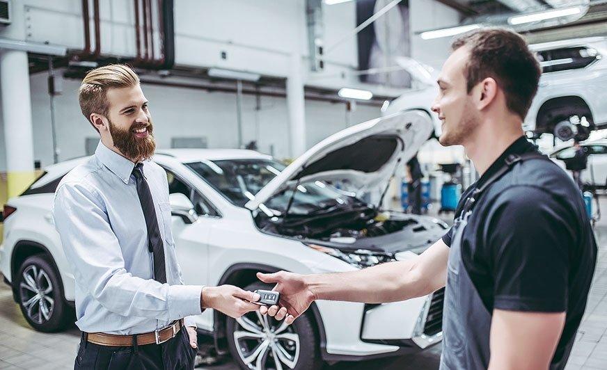 Technik pojazdów samochodowych na wyciągnięcie ręki