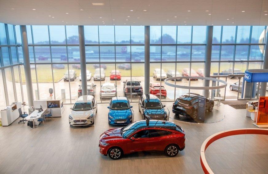 Ford podczas XIV edycji badania satysfakcji dealerów samochodowych