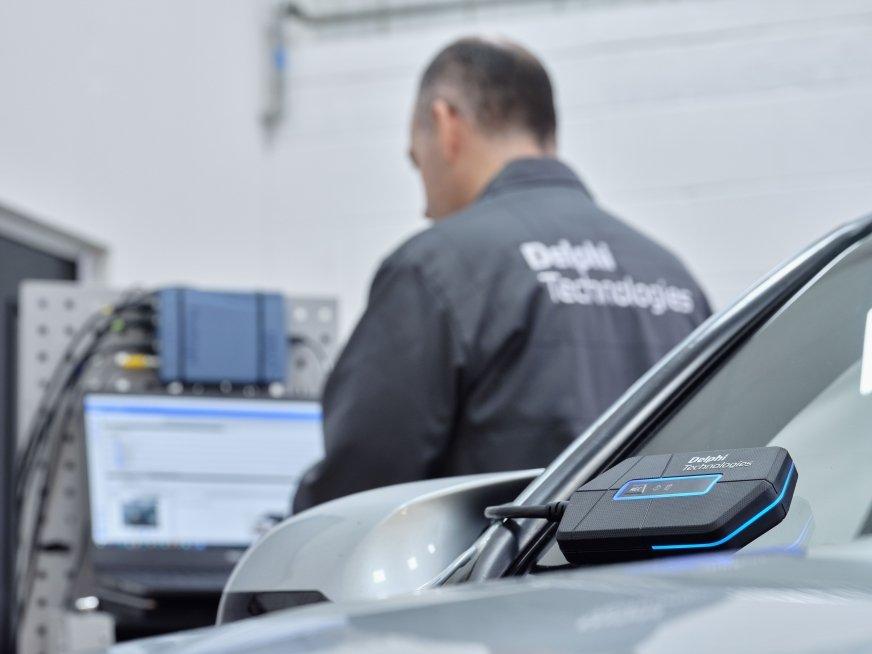 Firma Delphi Technologies wprowadza nowe urządzenie
