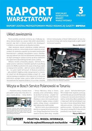 Raport Warsztatowy 3(71)/2017