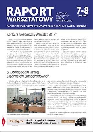 Raport Warsztatowy 7-8(75)/2017