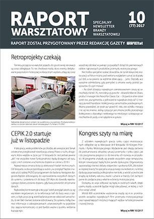 Raport Warsztatowy 10(77)/2017