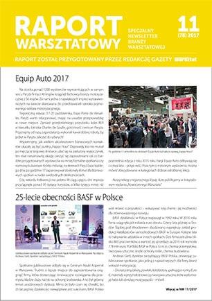 Raport Warsztatowy 11(78)/2017