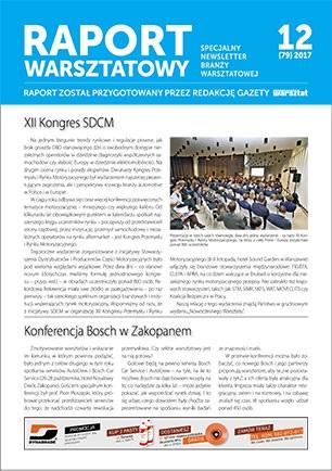 Raport Warsztatowy 12(79)/2017
