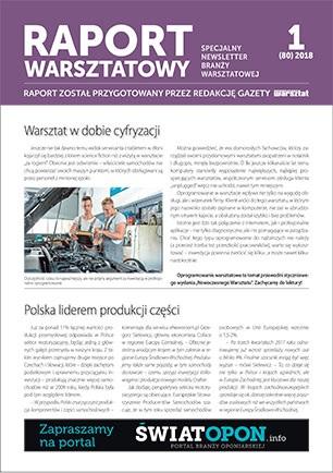 Raport Warsztatowy 1(80)/2018
