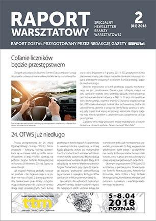 Raport Warsztatowy 2(81)/2018
