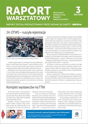 Raport Warsztatowy 3(82)/2018