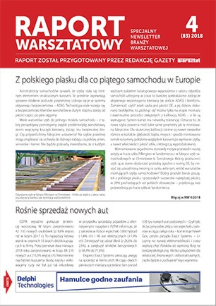 Raport Warsztatowy 4(83)/2018
