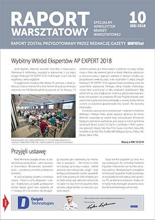 Raport Warsztatowy 10(88)/2018