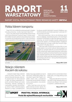 Raport Warsztatowy 11(89)/2018