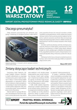 Raport Warsztatowy 12(90)/2018