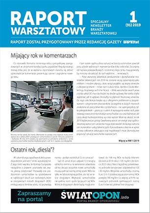 Raport Warsztatowy 1(91)/2019