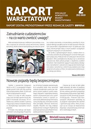 Raport Warsztatowy 2(92)/2019