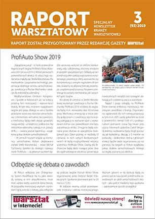 Raport Warsztatowy 3(93)/2019