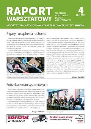 Raport Warsztatowy 4(94)/2019