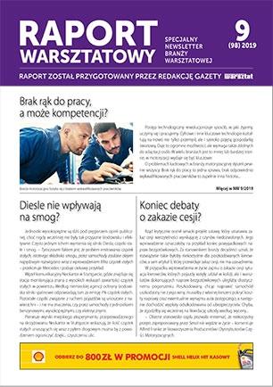 Raport Warsztatowy 9(98)/2019