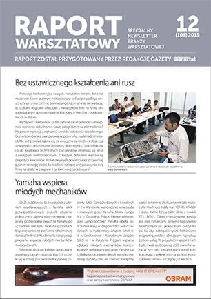 Raport Warsztatowy 12(101)/2019