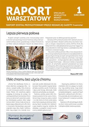Raport Warsztatowy 1(102)/2020