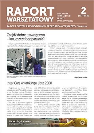 Raport Warsztatowy 2(103)/2020