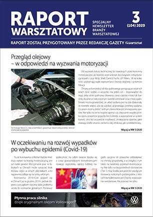 Raport Warsztatowy 3(104)/2020