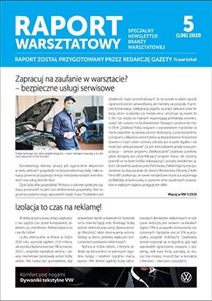 Raport Warsztatowy 5(106)/2020