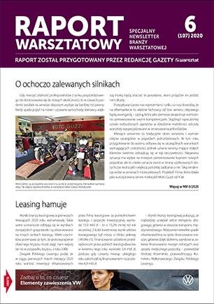 Raport Warsztatowy 6(107)/2020