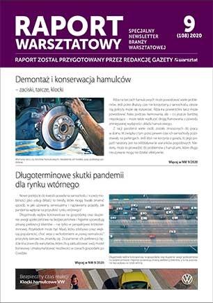 Raport Warsztatowy 9(108)/2020