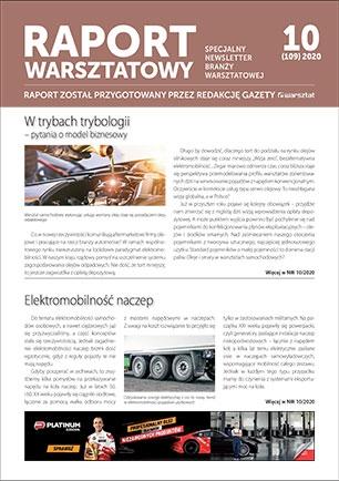 Raport Warsztatowy 10(109)/2020