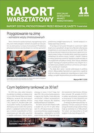 Raport Warsztatowy 11(110)/2020