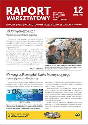 Raport Warsztatowy 12(111)/2020