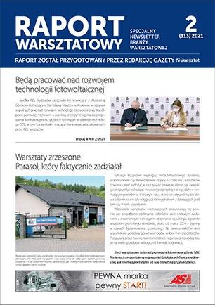 Raport Warsztatowy 2(113)/2021