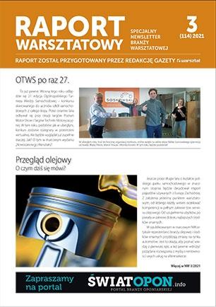 Raport Warsztatowy 3(114)/2021