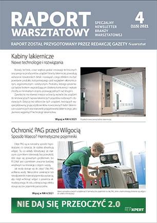 Raport Warsztatowy 4(115)/2021