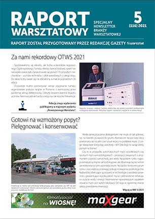Raport Warsztatowy 5(116)/2021