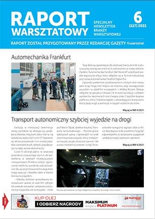 Raport Warsztatowy 6(117)/2021