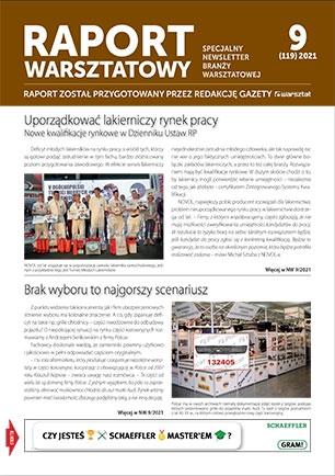 Raport Warsztatowy 9(119)/2021