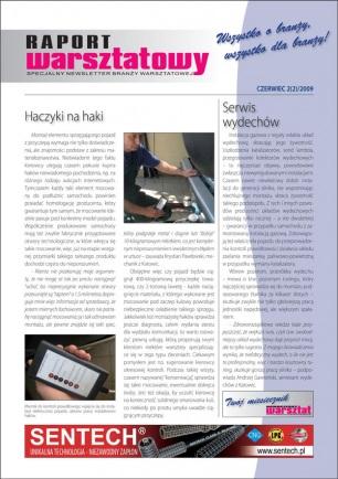 Raport Warsztatowy 2(2)/2009