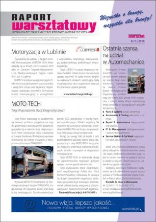 Raport Warsztatowy 4(11)/2010