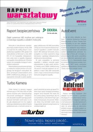 Raport Warsztatowy 5(12)/2010