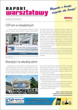 Raport Warsztatowy 7(53)/2015