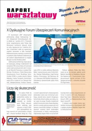 Raport Warsztatowy 1(58)/2016