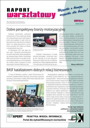 Raport Warsztatowy 6(63)/2016